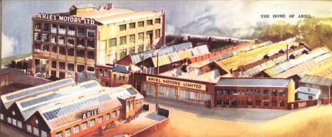 Ariel Factory
